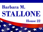 Vote Barbara Stallone